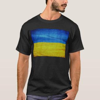 Stylized Ukraine Flag T-Shirt