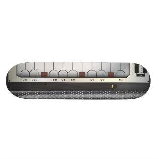 Stylophone 20.6 Cm Skateboard Deck