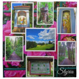 Styria Travel Collection Napkin