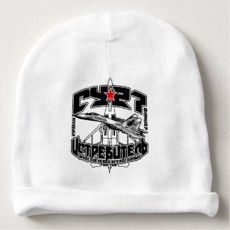 Su-27(Су-27) : Baby Cotton Beanie Baby Hat Baby Beanie