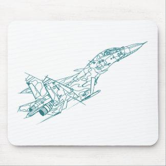 SU-30 MKM Sukhoi Mouse Pads