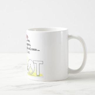 Sub Blot Class Mug