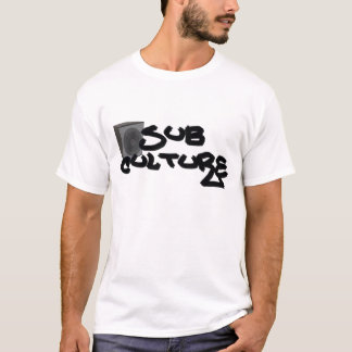 Sub Culture Logo T-Shirt
