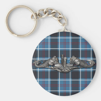 Sub Warfare tartan Key Ring