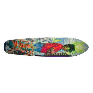 Sub Way Art Theory Skate Decks