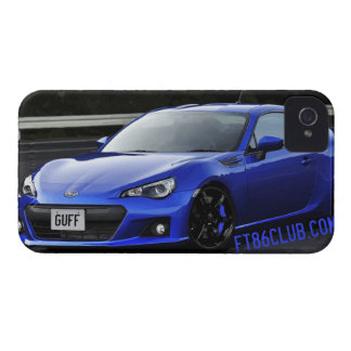 Subaru BRZ Guff iPhone case 1