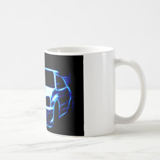 Subaru Impreza Coffee Mug