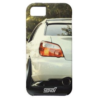 Subaru Impreza STi Tough iPhone 5 Case