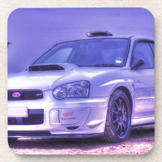 Subaru Impreza WRX STi Spec C in White Coasters
