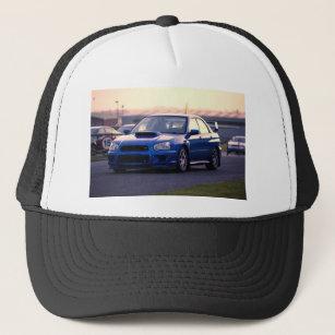 17a79059cc519 Subaru Impreza WRX STi Trucker Hat
