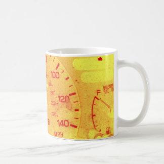 Subaru Odometer mug