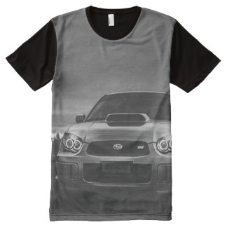 Subaru STI All-Over Print T-Shirt