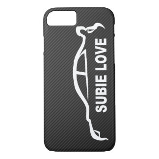 Subaru WRX Impreza STI - Subbie Love iPhone 7 Case