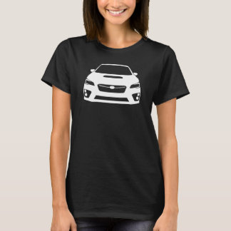 Subaru WRX STI Outline T-Shirt