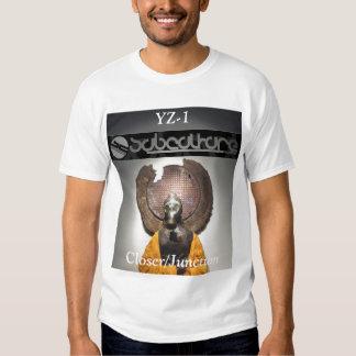 Subcultur Recordings: YZ-1, Closer/Junction T Shirt