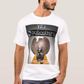 Subcultur Recordings: YZ-1, Closer/Junction T-Shirt