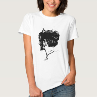 Subculture Girl Tee Shirts