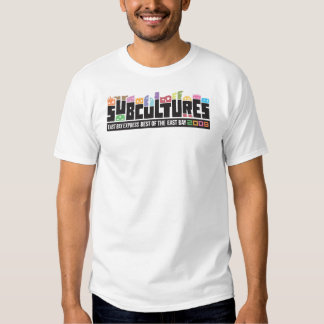 Subcultures Best of the East Bay Party Shirts