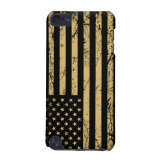 Subdued American Flag iPod Touch 5G Covers