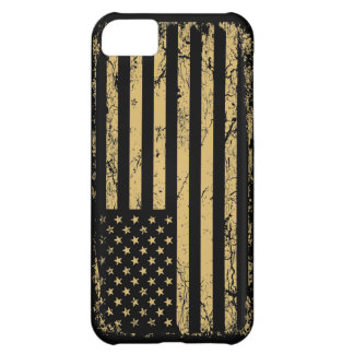 Subdued American Flag iPhone 5C Case