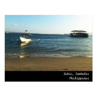 Subic, Zambales. Philippines! Postcard
