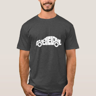 Subie Love AWD T-Shirt