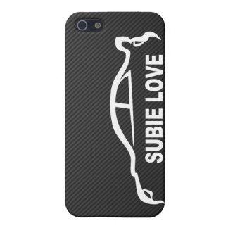Subie Love iPhone 5 Cover