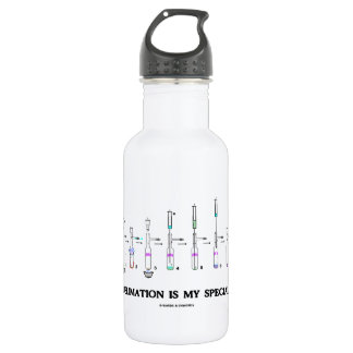 Sublimation Is My Specialty (Chemistry Attitude) 532 Ml Water Bottle