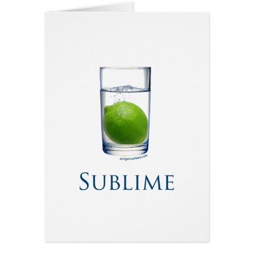 Sublime funny cards
