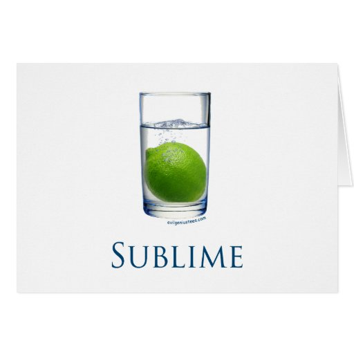Sublime funny greeting cards
