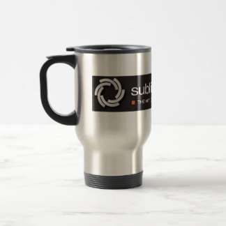 Sublime Imagery Stainless Steel Travel Mug