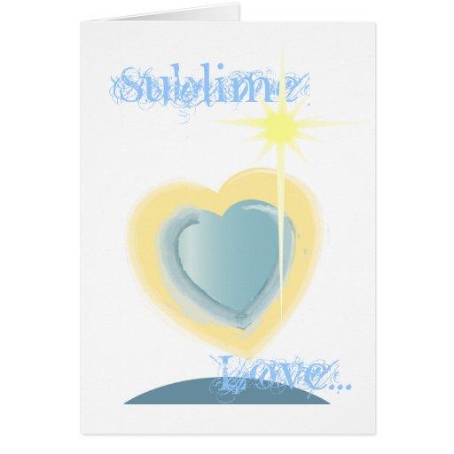 Sublime Love - Customized - Custom... - Customized Greeting Cards