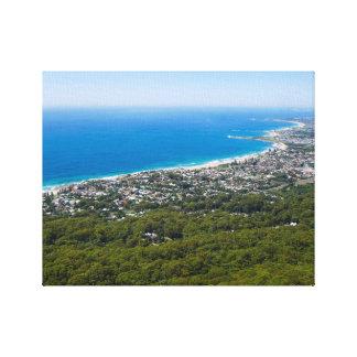 Sublime Point Lookout, Australia Gallery Wrap Canvas