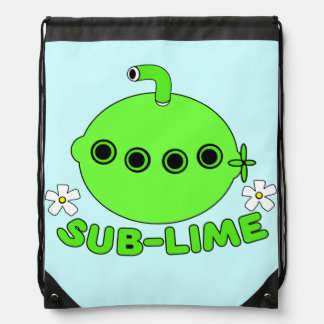 Sublime Sub Lime Backpack