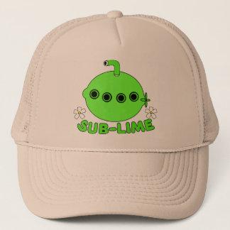 Sublime Sub Lime Trucker Hat