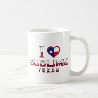 Sublime, Texas Coffee Mug