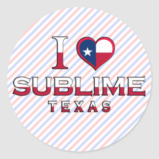 Sublime, Texas Stickers