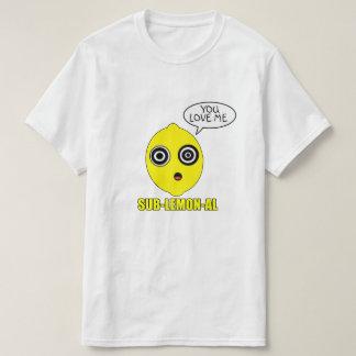 Subliminal Lemon T-Shirt