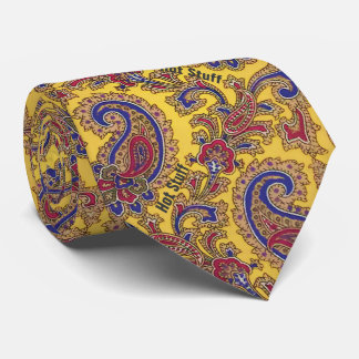 "Subliminal Message ""Hot Stuff"" or Create Your Own Tie"