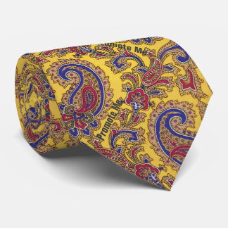 "Subliminal Message ""Promote Me"" or Create Your Own Tie"