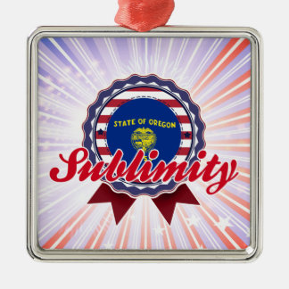 Sublimity, OR Ornaments