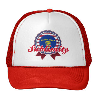 Sublimity, OR Trucker Hat