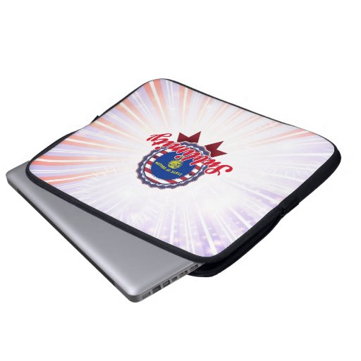Sublimity, OR Laptop Computer Sleeve