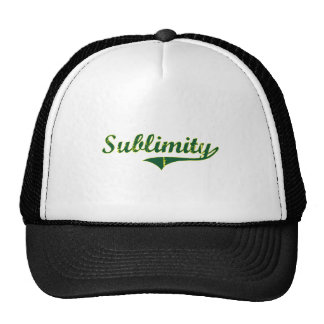Sublimity Oregon City Classic Trucker Hat