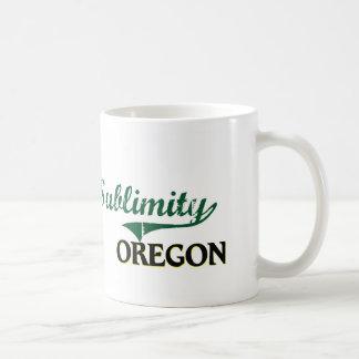 Sublimity Oregon Classic Design Mug