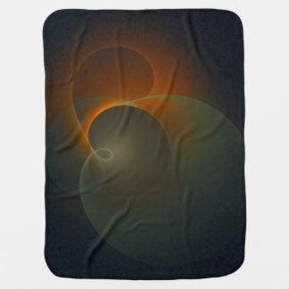Sublimity Sublime Metaphysical Fractal Art Buggy Blanket