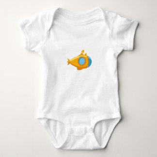 Submarine Baby Bodysuit
