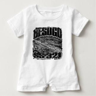 Submarine Besugo Baby Romper T-Shirt