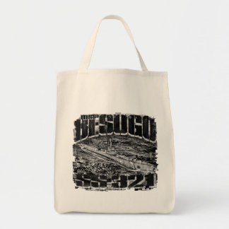 Submarine Besugo Grocery Tote Tote Bag