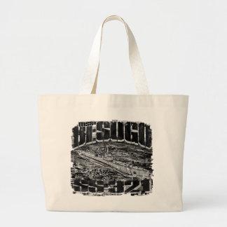 Submarine Besugo Jumbo Tote Tote Bag